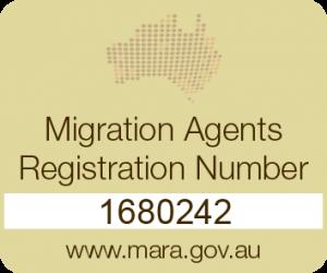 Migration Agents Registration Number